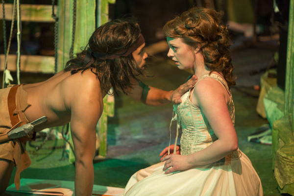 Photo Flash: New Photos of the Chicago Premiere of TARZAN Musical at Stage773