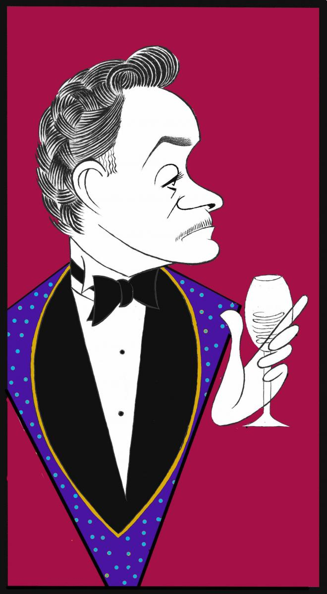 BWW Exclusive: Ken Fallin Draws the Stage - Kevin Kline Brings on the Funny in PRESENT LAUGHTER