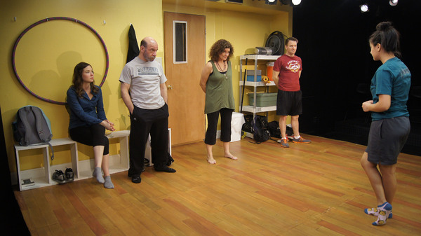 Photo Flash: First Look at CIRCLE MIRROR TRANSFORMATION at Redtwist Theatre