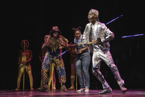 Photo Flash: First Look at Virginia Stage and NSU Theatre's THE WIZ