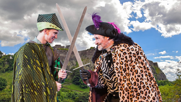 Photo Flash: Meet the Cast of NW Children's Theater's ROBIN HOOD
