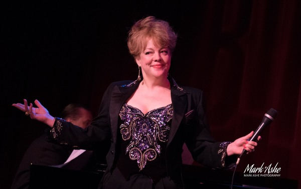 Photo Flash: KT Sullivan Makes Birdland Debut with YOU'RE THE TOP