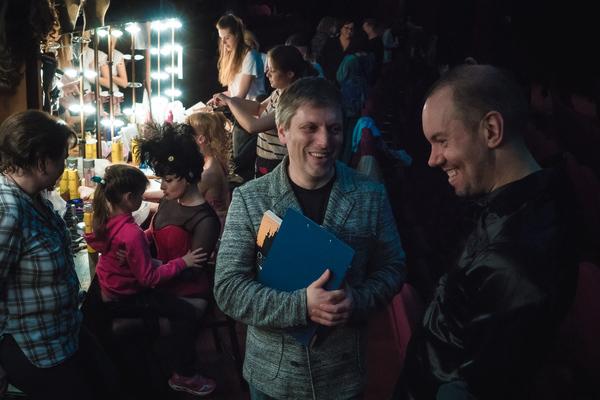 Dmitry Bogachv and Danke Echtges