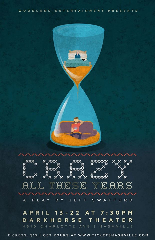 BWW Review: Swafford's Overly Earnest CRAZY ALL THESE YEARS