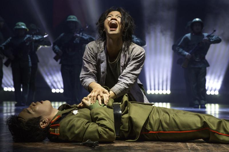 Exclusive Podcast: 'Behind the Curtain' Discuss the Making of MISS SAIGON with Richard Maltby Jr.