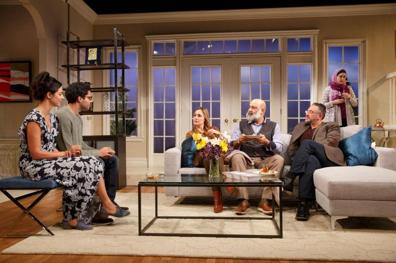 BWW Review: Prospective In-Laws Clash Over Religion In THE PROFANE