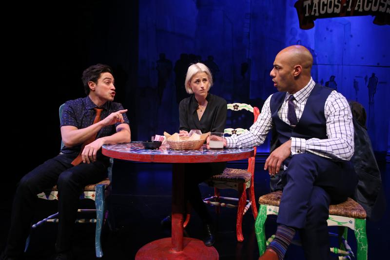 BWW Review: Curiosity-Baiting New Play THE SIEGEL Brings Fresh Comedy to South Coast Repertory