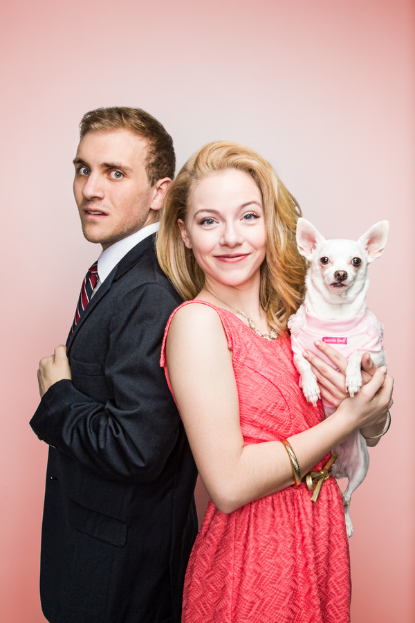 Photo Flash: First Look at Theatre and Dance at Wayne's LEGALLY BLONDE
