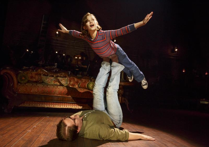Talking With...NICOLE VAN GIESEN About FUN HOME And Why It Matters So Much