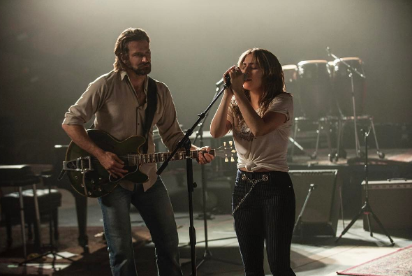 PHOTO: First Image of Lady Gaga & Bradley Cooper in STAR IS BORN Remake!