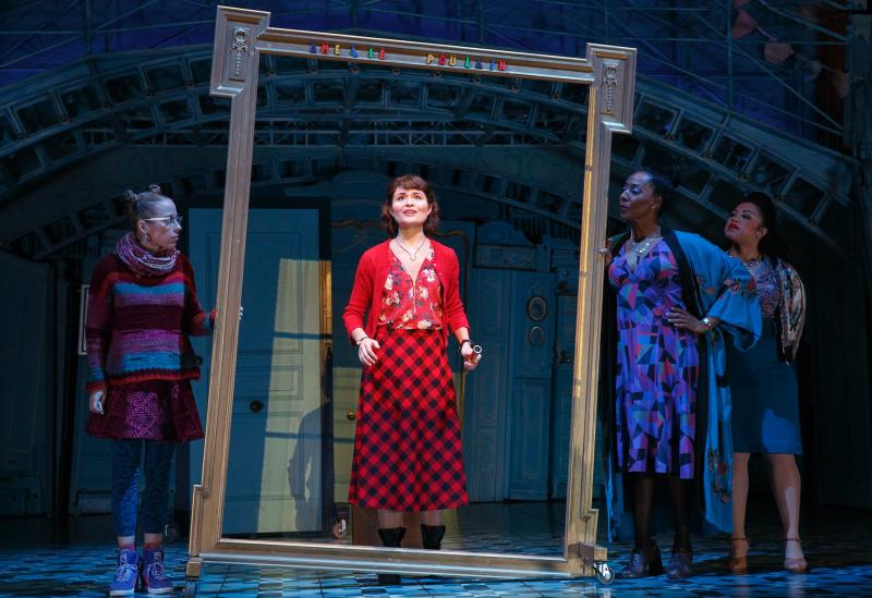 Broadway By Design: David Zinn Brings AMELIE from Page to Stage