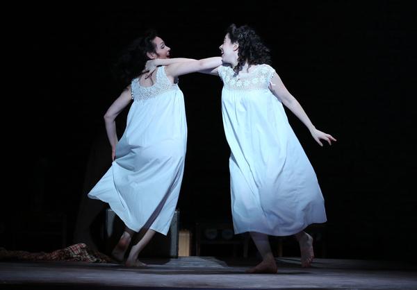 Katrina Lenk and Adina Verson  Photo