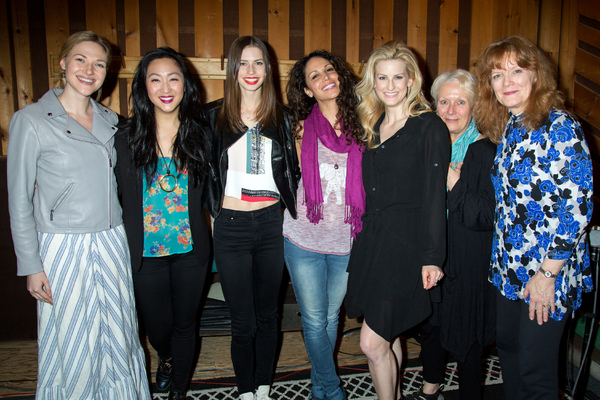 Steffanie Leigh, Stephanie Jae Park, Mary Claire King, Jennifer Rias, Angel Reda, Barbara Marineau, Mary Ernster
