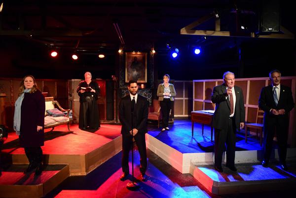 Barbara Figgins, Norm Woodel, Jeffery Owen Freelon Jr., Kelli Strickland, John Kelly  Photo