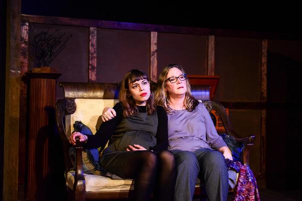 Cassidy Slaughter-Mason and Barbara Figgins Photo