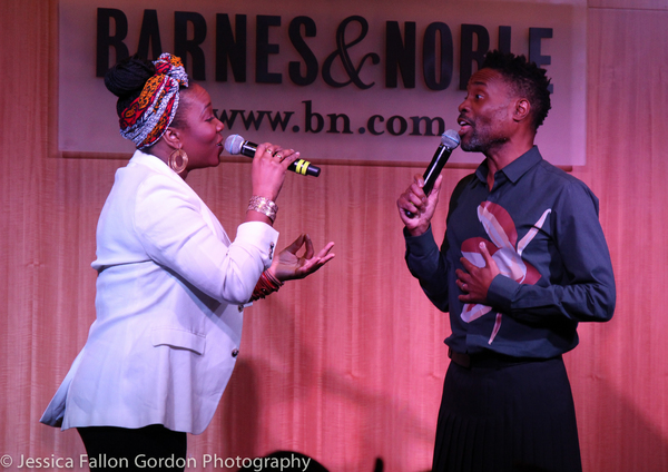 India.Arie and Billy Porter