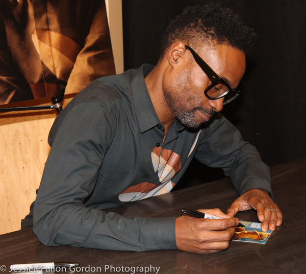 Photo Coverage: Billy Porter Celebrates THE SOUL OF RICHARD RODGERS Album Release at Barnes and Noble
