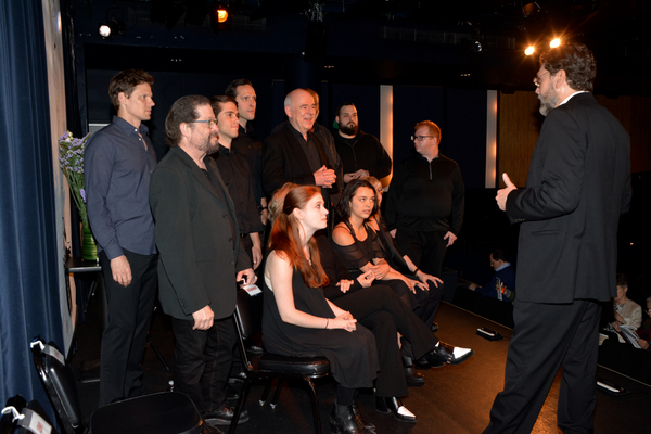 Photo Coverage: Michele Pawk, Lenny Wolpe & More Take Bows in Project Shaw's YOU NEVER CAN TELL