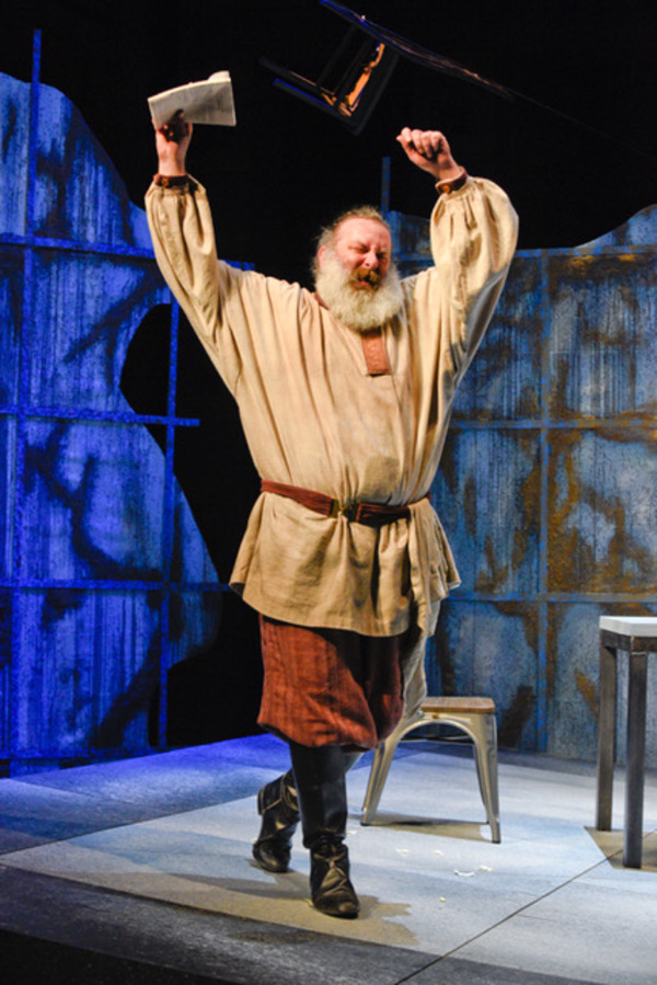 Photo Flash: WaterTower Theatre Presents THE GOSPEL ACCORDING TO THOMAS JEFFERSON, CHARLES DICKENS, AND COUNT LEO TOLSTOY: DISCORD