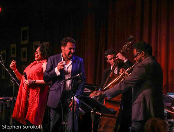 Photo Coverage: Clint Holmes Celebrates New CD With Birdland Performance