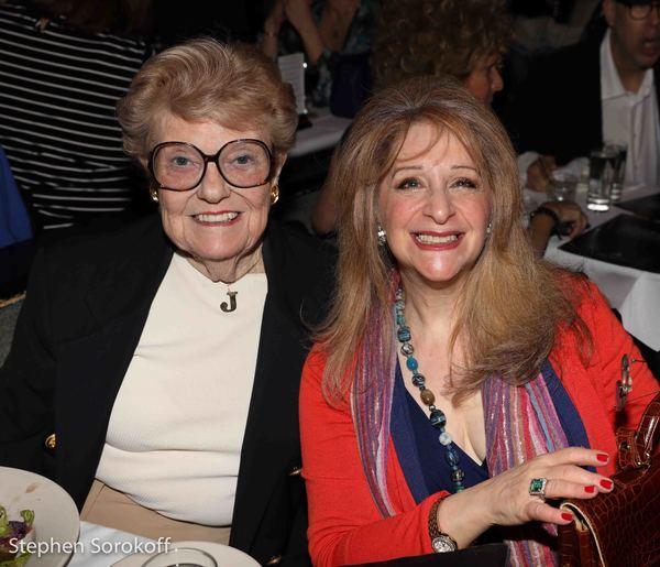 June Freemazon & Julie Budd