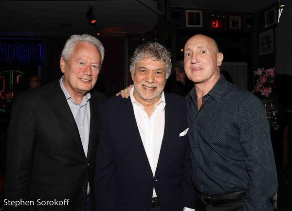 Stephen Sorokoff, Monty Alexander, Gianni Valenti
