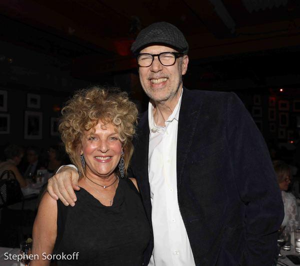 Beth Sussman & Larry Moss