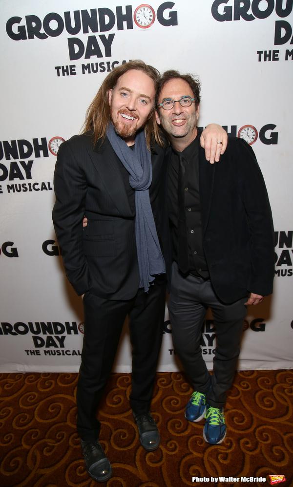 Tim Minchin and Danny Rubin