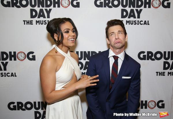 Photo Coverage: Punxsutawney Parties It Up on Opening Night of GROUNDHOG DAY!