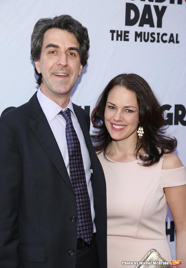 Jason Robert Brown and Georgia Stitt