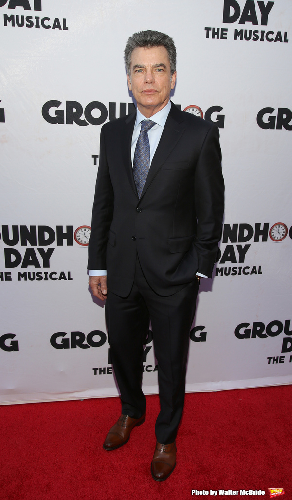 Photo Coverage: On the Opening Night Red Carpet for GROUNDHOG DAY!