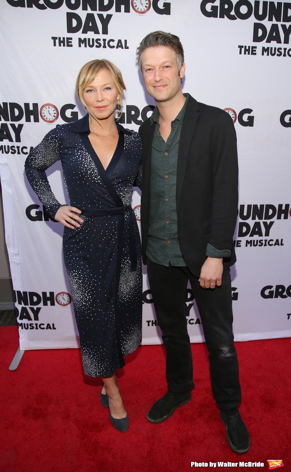 Kelli Giddish and Peter Scanavino