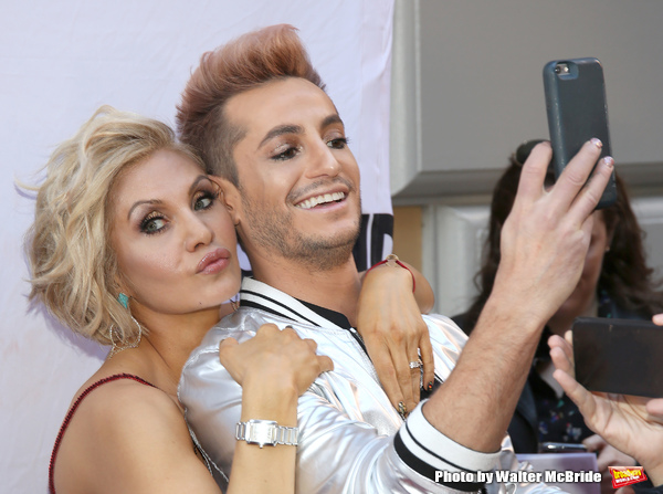 Orfeh and Frankie Grande