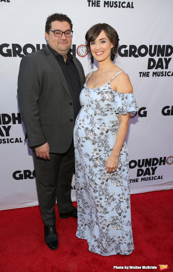 Bobby Moynihan and Brynn O'Malley