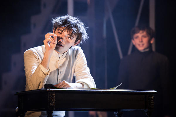 Photo Flash: Charing Cross Theatre presents THE BRAILLE LEGACY