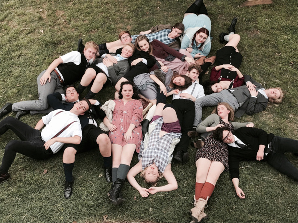 Photo Flash: Ohlook Performing Arts Center presents 2nd Annual 24 Hour Musical SPRING AWAKENING