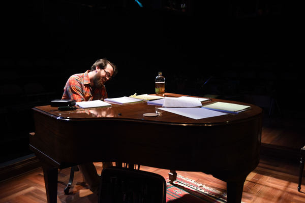 Photo Flash: First Look at MARRY ME A LITTLE, Opening Tonight at Porchlight Music Theatre