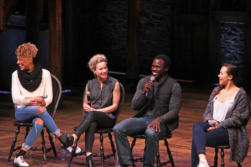 BWW Feature: San Francisco Students Participate in HAMILTON EduHam Program