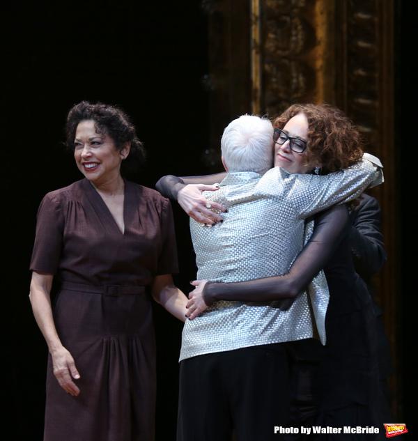 Mimi Liever, Paula Vogel and Rebecca Taichman