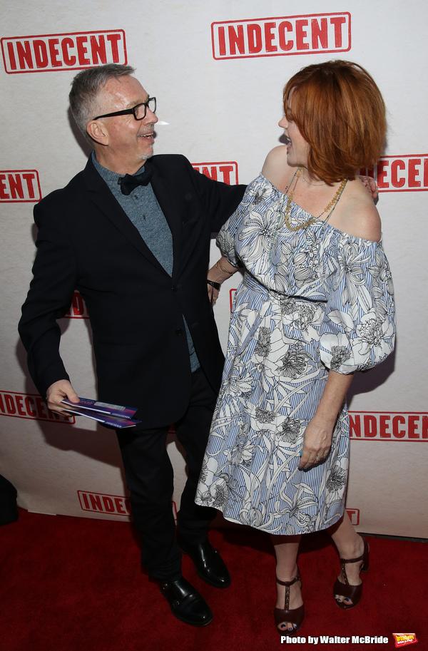 Sam Rudy and Molly Ringwald