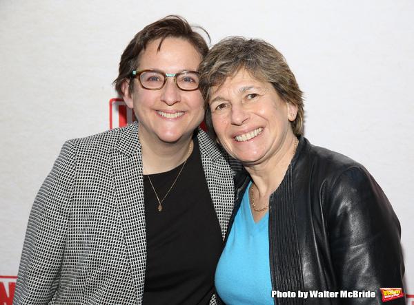 Sharon Kleinbaum and Randi Weingarten