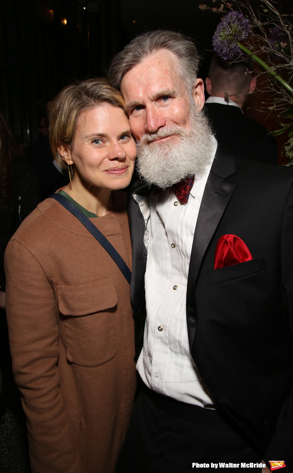 Celia Keenan-Bolger and Tom Nelis