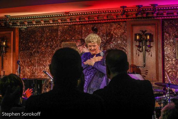 Photo Coverage: Marilyn Maye Celebrates Birthday at Feinstein's/54 Below & Ann Hampton Callaway Celebrates Ella's 100th at Birdland