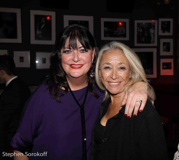 Ann Hampton Callaway & Eda Sorokoff