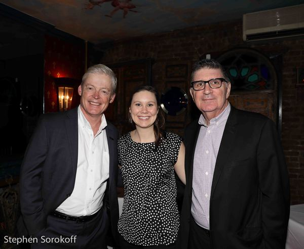 Allyn Burrows , Molly Clancey , Pete Sanders Photo