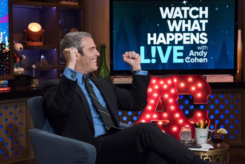 WATCH WHAT HAPPENS LIVE Heading to Hollywood for Week of Shows