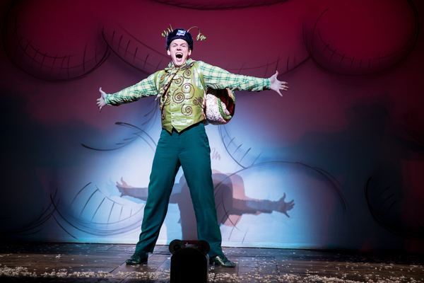 Photo Flash: A Hopping Good Look at A YEAR WITH FROG AND TOAD at Children's Theatre Company