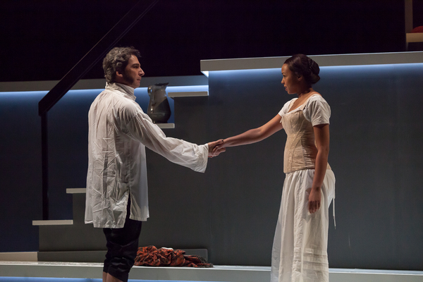 Photo Flash: First Look at JANE EYRE at Milwaukee Rep