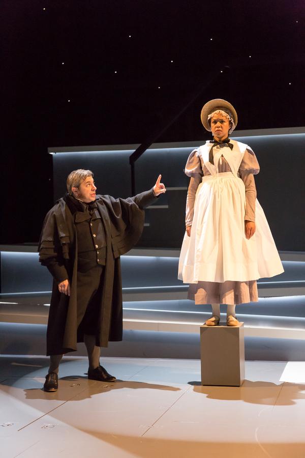 Damian Baldet and Margaret Ivey Photo