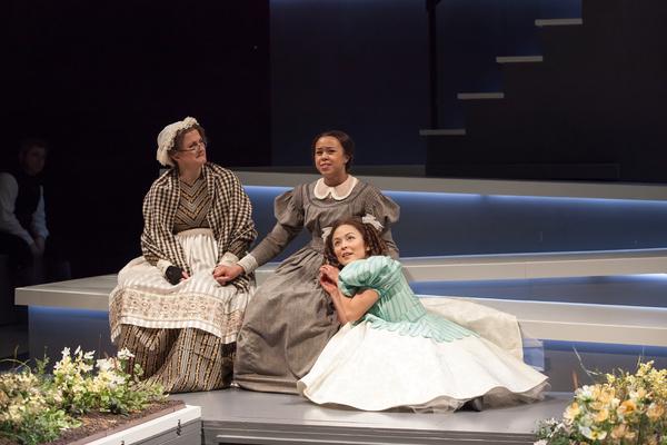 Tina Stafford, Margaret Ivey, and Rebecca Hirota Photo